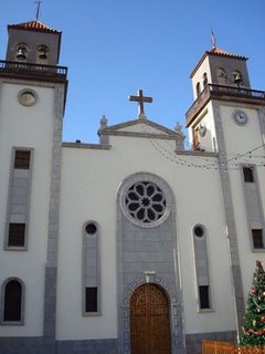 Iglesia La Aldea