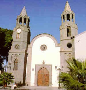 Iglesia san juan telde