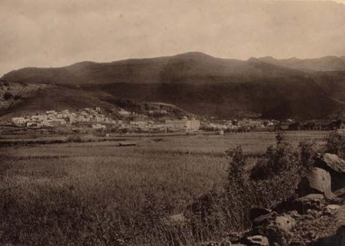 campos de agaete