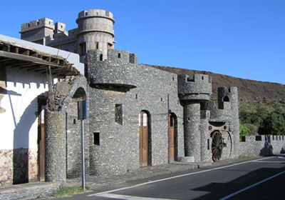 Museo castillo de la fortaleza-santa lucia