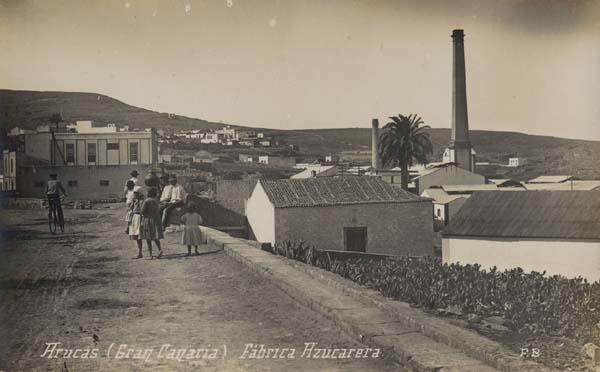 Ermita de San Pedro y fábrica de ron