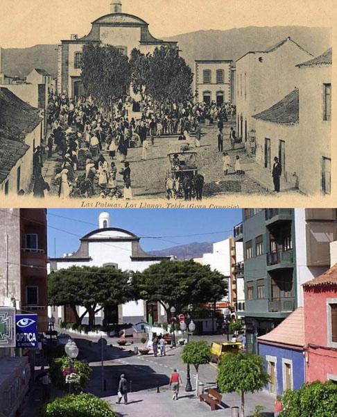 plaza de san gregorio