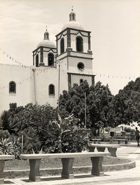 Plaza e iglesia de La Candelaria