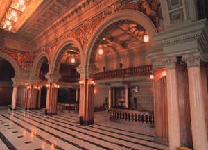 Interior Teatro