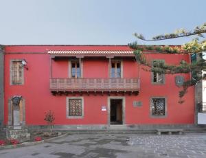 Fachada actual Casa Museo Tomás Morales